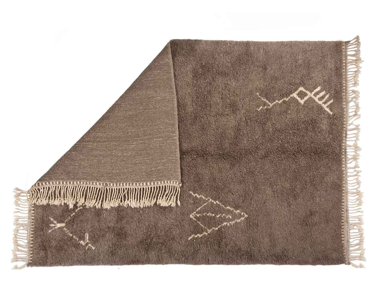 discount price beni ourain carpet grey 1