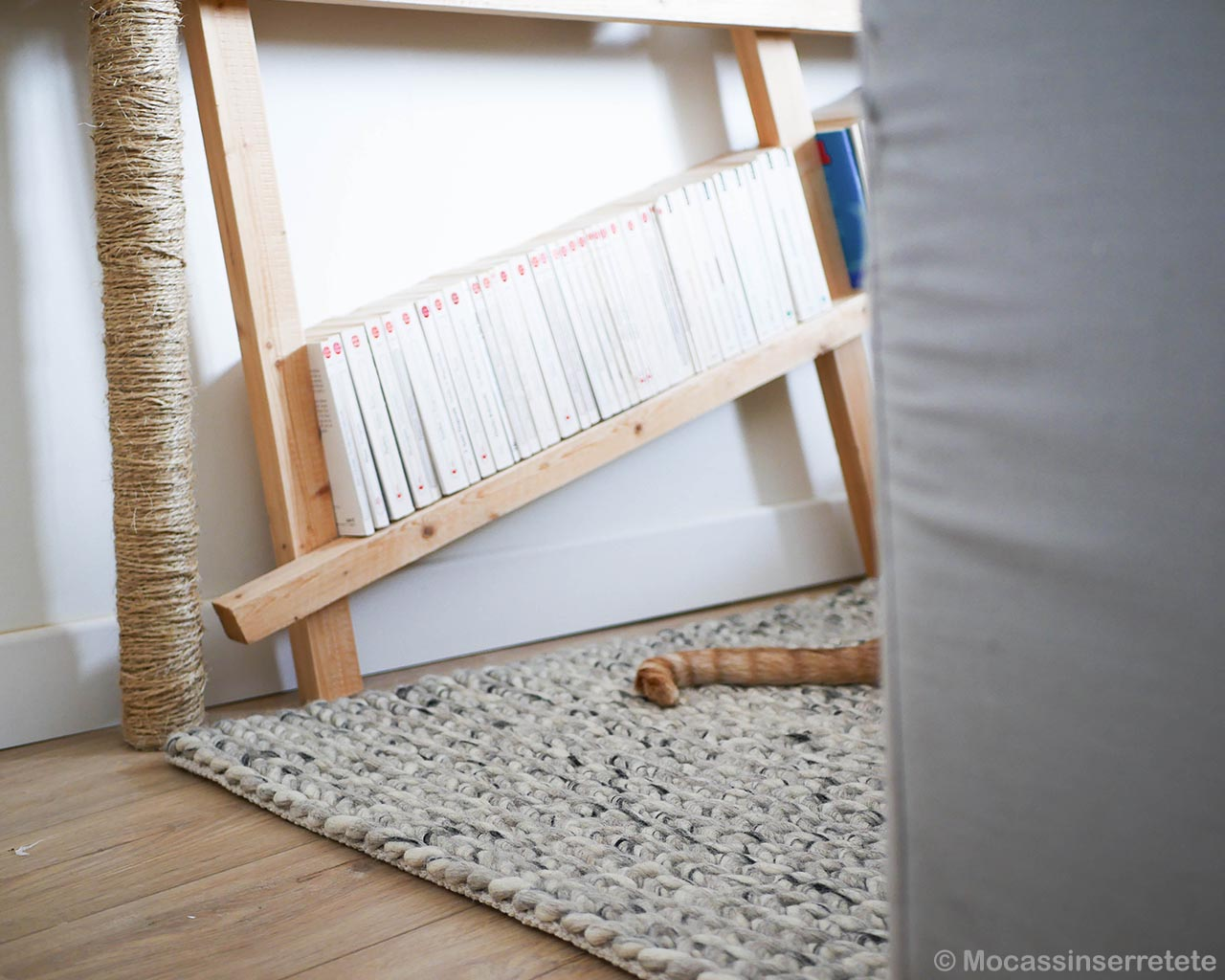 wooden rack and cats tail asian contemporary room rugs