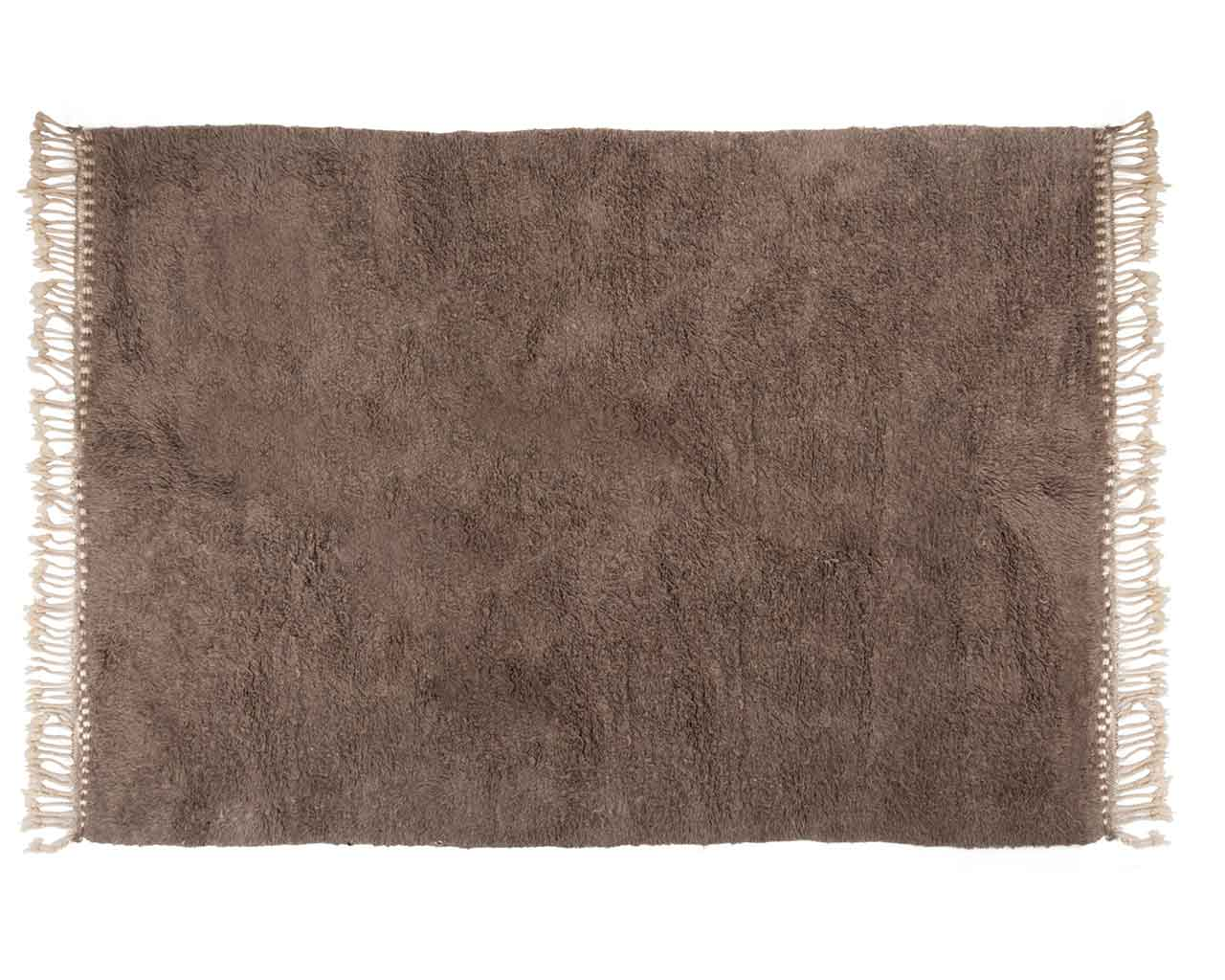 woollen grey carpets luxurious high pile 1